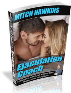 Ejaculation Coach by Mitch Hawkins